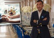 Ilie Dumitrescu şi-a deschis salon de nunţi în centrul Bucureştiului! Vezi cât costă meniul în localul de lux în care intră 200 de persoane!