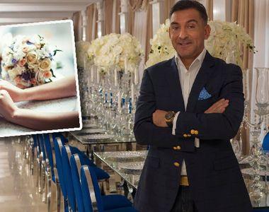 Ilie Dumitrescu şi-a deschis salon de nunţi în centrul Bucureştiului! Vezi cât costă...