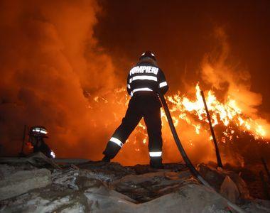 Incendiu la o primărie din județul Timiș! Pompierii au fost solicitați să intervină de...