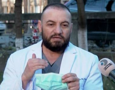 VIDEO   Spaima de gripă. Cât de bine ne protejează măștile medicinale. Sfaturile...