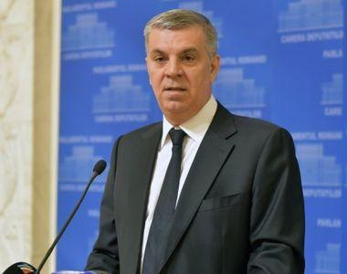 Fostul preşedinte al Camerei Deputaţilor Valeriu Zgonea, condamnat la trei ani de...