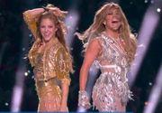 VIDEO | Jennifer Lopez și Shakira, show incendiar la Super Bowl. Divele au electrizat publicul