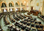 Senatul a respins legea privind prorogarea dublării alocaţiilor până la 1 august