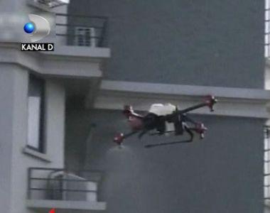 VIDEO | China, dezinfectată cu dronele. Coronavirusul a luat 427 de vieți