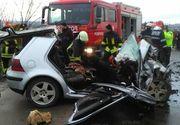 Vaslui: Şapte persoane rănite într-un accident produs în apropiere de Vama Albiţa