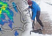 VIDEO | Vremea rea pune stăpânire pe România. Când vor reîncepe să crească temperaturile