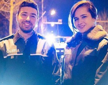 Doi tineri polițiști au intervenit prompt, reușind în ultimul moment să salveze viața...