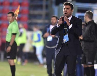 ULTIM MOMENT! Șoc total pentru Adrian Mutu! Antrenorul Naționalei de fotbal U21 riscă...