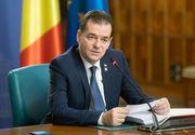 """Ludovic Orban, prima declarația după ce a fost demis: """"Guvernul cade în picioare"""""""