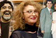 """Amintirile lui Octavian Ursulescu: """"La Sanremo, Angela Similea a stat lângă...Maradona!"""""""