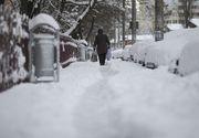 Temperaturi polare în România. Unde se vor înregistra
