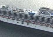 Câți români sunt, de fapt, pe vasul de croazieră plasat în carantină din cauza coronavirusului