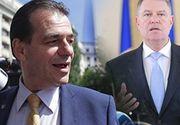 VIDEO | Ludovic Orban este propunerea lui Klaus Iohannis pentru premier. Anunțul președintelui
