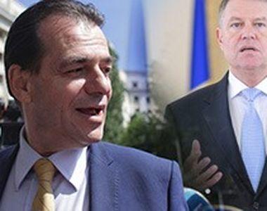 VIDEO | Ludovic Orban este propunerea lui Klaus Iohannis pentru premier. Anunțul...
