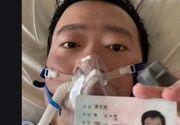 Medicul care a alertat lumea în privința coronavirusului a murit. Lumea îl consideră erou național