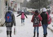 Școli închise 2020. Cursurile au fost suspendate în toate şcolile din Tulcea