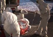 VIDEO | Suspectă de coronavirus, scăpată pe jos. Imaginile sunt șocante