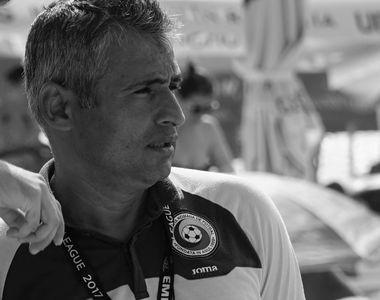 Doliu la FRF: S-a stins din viață Gheorghe Zlătineanu