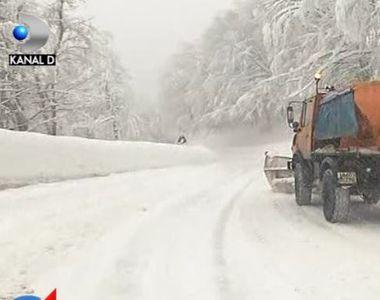 Val de aer polar peste România