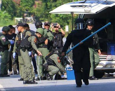 Militarul thailandez care a ucis 20 de persoane în nord-estul Thailandei a fost...