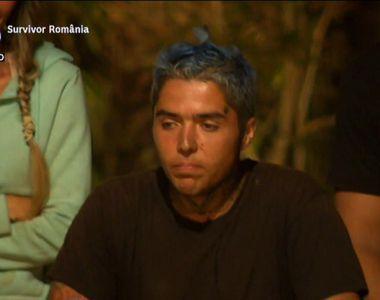 Survivor România. Lino Golden a fost eliminat din echipa Faimoșilor