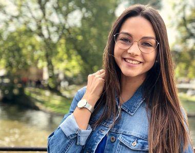 Trăiește cu un braț paralizat de la 15 ani. Mesajul emoționant al Georgianei, o tânără...