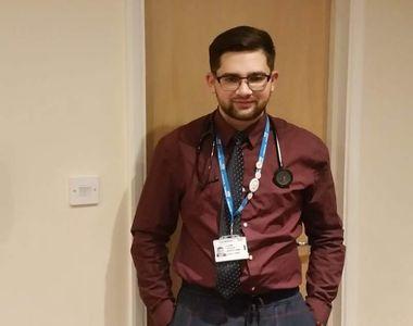Tânăr român student la medicină în Anglia, dispărut de 8 zile