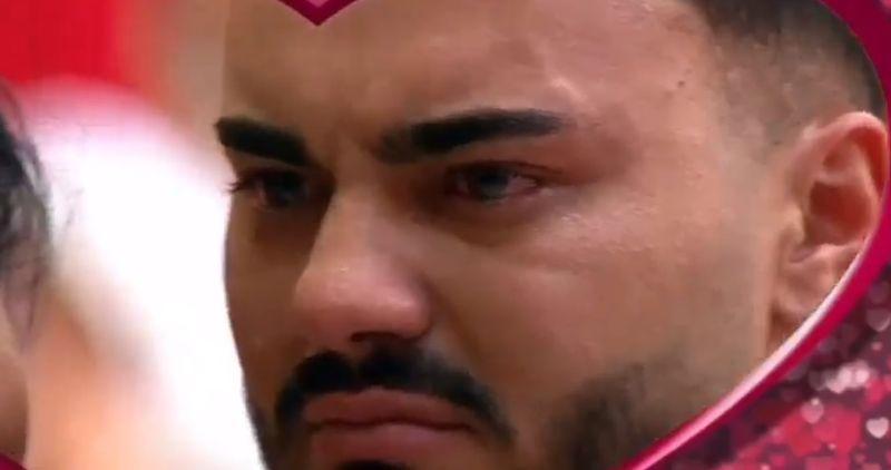 """Jador de la """"Puterea Dragostei"""" în lacrimi."""