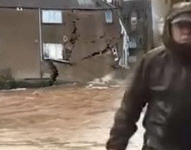 VIDEO | Furtuna Ciara aruncă Europa în haos. Imagini terifiante