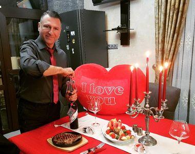 Ziua îndrăgostiților se apropie. Christian Sabbagh a făcut un gest impresionant pentru...