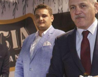 Firma controlată de Liviu Dragnea cere insolvenţa celei controlate de fiul său! Ferma...