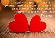 Mesaje de Ziua Îndrăgostiților 2020 - Urări și felicitări de Valentine's Day 2020