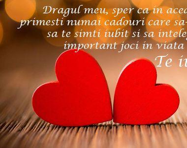 Mesaje de Ziua Îndrăgostiților - Urări și felicitări de Valentine's Day