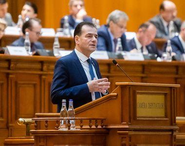 Guvernul Orban II. A fost stabilit calendarul învestirii. Când va fi dat votul în plen