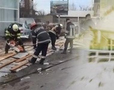 VIDEO | Furtuni extreme peste România. Ce urmează după norii apocaliptici de la Suceava...