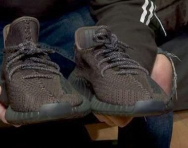 VIDEO | Mii de tineri, înșelați cu pantofi sport contrafăcuți