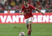 Fotbalistul Gabriel de la Benfica Lisabona suferă de o maladie care îi afectează grav vederea
