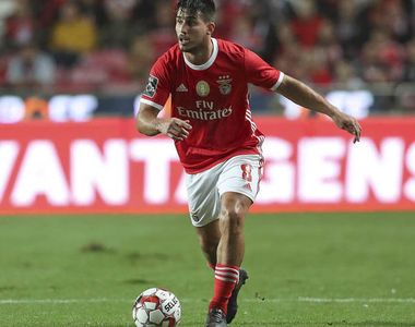 Fotbalistul Gabriel de la Benfica Lisabona suferă de o maladie care îi afectează grav...