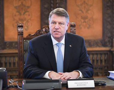 Klaus Iohannis a semnat decretele de eliberare din funcţie a zece magistraţi