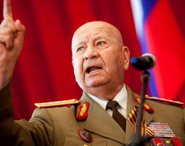 Armata Română este în doliu: generalul Marin Dragnea a încetat din viață