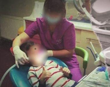 VIDEO | Cazul copilului mort după o vizită la dentist. Anestezistul va fi audiat de...