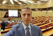"""Radu Herjeu a vorbit despre impactul pe care l-au avut cele două personaje Vulpița și Viorel, în spațiul public:""""Parcă venise Madonna în Parlament"""""""