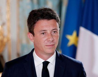 Griveaux se retrage din alegerile municipale de la Paris după difuzarea unei...