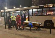 Brașov: un bărbat a decedat într-un autobuz