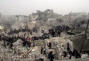 Şapte combatanţi sirieni şi iranieni ucişi în atacuri israeline în Siria