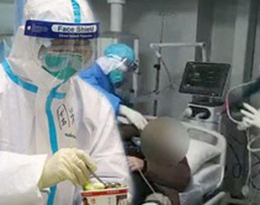 VIDEO | Românul infectat cu coronavirus, tratat în Japonia. Cum se simte