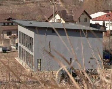 VIDEO | Cea mai eficientă casă din lume, construită  în Târgoviște. Întreținerea nu...