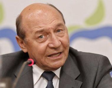 Traian Băsescu ar candida din nou la Primăria Bucureşti, dar întâmpină o dificultate