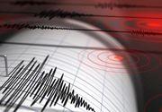 Două cutremure în România sâmbătă dimineața