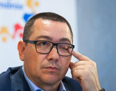 """Victor Ponta, declarație șocantă: """"Mai bine cu Vulpiţa și Viorel..."""""""